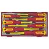 Набор отверток 1000 В из 7 предметов ТТV907 Teng Tools 117500108