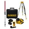 Ротационный лазерный уровень DeWalt DW076PK