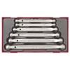 Набор из 6 двусторонних метрических шарнирных ключей ТТ6506 Teng