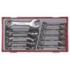 Набор миниатюрных комбинированных ключей из 10 предметов ТТ6010М