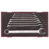 8 комбинированых ключей ТТ3592 Teng Tools 58050303