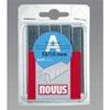 Скобы тонкие 53/10S (супертвердые) NOVUS 042-0357
