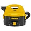 Аккумуляторный/сетевой пылесос для сухой и влажной уборки DeWalt