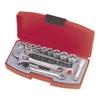 Набор мини-головок 1/4 из 23 предметов М1423 Teng Tools 12252010