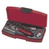 Малый набор головок 1/4 из 22 предметов М1422 Teng Tools 1281501