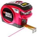 Рулетка-уровень лазерный Black & Decker BDM200L