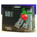 Набор из 50 предметов Black&Decker A 6988