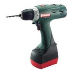 Дрель Metabo BSZ 12 Impuls 12V, 2 Ач