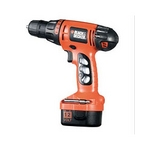 BlackandDecker Black & Decker KC12GTK дрель/винтоверт