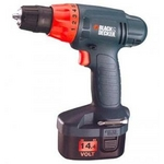 BlackandDecker Black & Decker CD14CA дрель/винтоверт