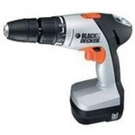 BlackandDecker BLACK&DECKER HP122K дрель/винтоверт