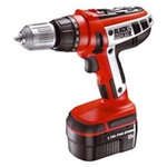 BlackandDecker Black & Decker HP126F3B дрель/винтоверт
